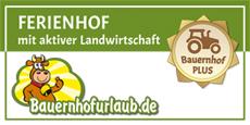 "Gütesiegel ""Bauernhof PLUS"""