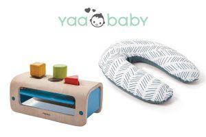 Tolle Produkte rund ums Baby bei yaababy.com